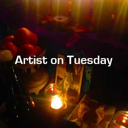 Artist on Tuesday